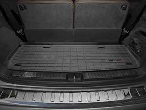 ES#2837402 - 40601 - 2013 + Mercedes-Benz GL-Class Black Cargo Liners - WeatherTech - Mercedes Benz