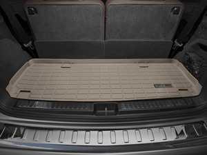 ES#2837487 - 41601 - 2013 + Mercedes-Benz GL-Class Tan Cargo Liners - WeatherTech - Mercedes Benz