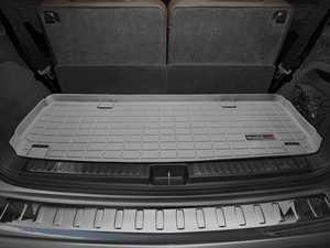 ES#2837552 - 42601 - 2013 + Mercedes-Benz GL-Class Grey Cargo Liners - WeatherTech - Mercedes Benz