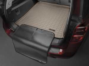 ES#3459124 - 41383SK - Cargo With Bumper Protector - Tan - Mercedes-Benz GLK-Class 2010 + - WeatherTech - Mercedes Benz