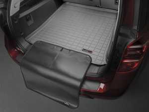 ES#3459384 - 42383SK - Cargo With Bumper Protector - Grey - Mercedes-Benz GLK-Class 2010 + - WeatherTech - Mercedes Benz