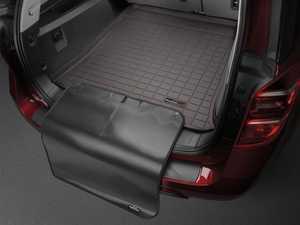 ES#3459583 - 43214SK - Cargo With Bumper Protector - Cocoa - Mercedes-Benz G-Class 2002 + - WeatherTech - Mercedes Benz
