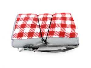 ES#3133539 - ACMP300 - Audi Travel Blanket - Perfect for sporting events, travel or when you just might need a little more warmth. - Genuine Volkswagen Audi - Audi