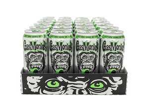 ES#3559479 - gme-lightKT - Gas Monkey Energy Drink - Light - 16oz. - 24 Count  - Pairs perfectly with fast cars! - Gas Monkey Energy - Audi BMW Volkswagen Mercedes Benz MINI Porsche