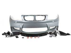 BMW E82 1M Style Front Bumper With Airduct
