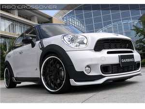 ES#3559535 - GAR-R60-005 - Garbino Front Lip Spoiler - FRP - Attaches to the bottom of the Cooper S front bumper - Garbino - MINI