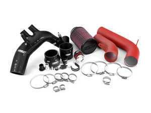 ES#2855159 - 000593ECS1103AKT - Luft-Technik Intake System - Includes Turbo Inlet Hose - Wrinkle Red - Engineered for extreme performance and show quality looks! - ECS - Volkswagen
