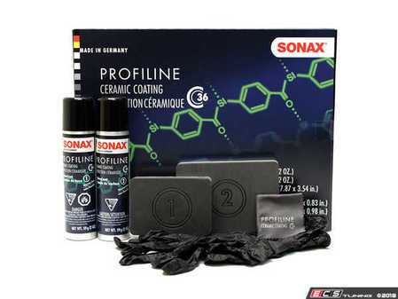 ES#3559637 - 236941KT - CC36 Ceramic Kit - Strengthen, protect and enhance your paint! Ground shipping only. - SONAX - Audi BMW Volkswagen Mercedes Benz MINI Porsche