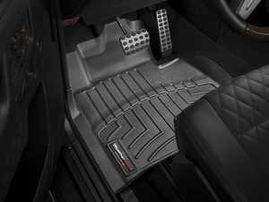 ES#2837624 - 442211 - 2002 + Mercedes-Benz G-Class (W463) Black Front FloorLiner - WeatherTech - Mercedes Benz