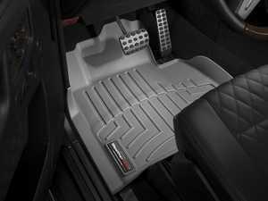 ES#2837956 - 462211 - 2002 + Mercedes-Benz G-Class (W463) Grey Front FloorLiner - WeatherTech - Mercedes Benz