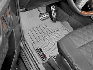 ES#2838033 - 464941 - 2013 + Mercedes-Benz G-Class Grey Front FloorLiner - WeatherTech - Mercedes Benz