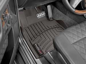 ES#3460601 - 474941 - Front FloorLiner - Cocoa - Mercedes-Benz G-Class 2013 + - WeatherTech - Mercedes Benz