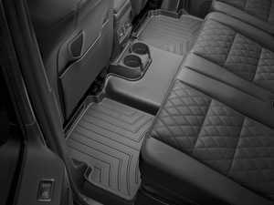 ES#2837625 - 442212 - 2002 + Mercedes-Benz G-Class (W463) Black Rear FloorLiner - WeatherTech - Mercedes Benz