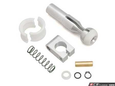 ES#3560514 - 034-508-0000 - 034Motorsport Short Shift Kit - CAD-designed shifter for 012/016/01E transmissions, crafted from a mix of billet stainless steel, aluminum, and brass. - CNC-machined locally in the USA! - 034Motorsport - Audi