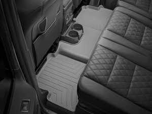 ES#2837957 - 462212 - 2002 + Mercedes-Benz G-Class (W463) Grey Rear FloorLiner - WeatherTech - Mercedes Benz