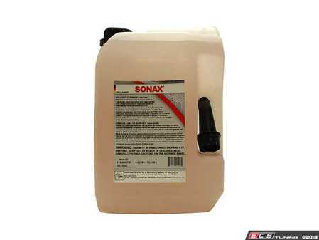 ES#3031690 - 513505 - Fallout Cleaner - 5 Liter - Acid free formula - perfect for removing rail dust, industrial fallout, and lime deposits from paintwork - SONAX - Audi BMW Volkswagen Mercedes Benz MINI Porsche