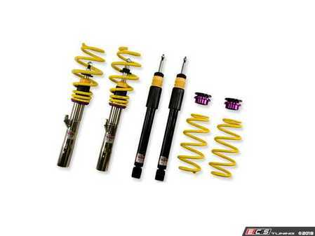 ES#3561362 - 180200bpKT - KW Street Comfort Coilovers - With DDC - Street Comfort coilovers offer sport handling with adjustable ride height - KW Suspension - MINI
