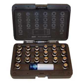 ES#3561387 - LTILT4160 - BMW Wheel Bolt Kit - Lost lugnut key, no problem with this kit. - LTI Tools - BMW