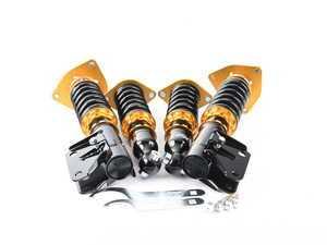 ES#3559258 - S007-S - Subaru WRX Suspension STI 08-14 ISC Adjustable Coilovers - ISC Suspension -