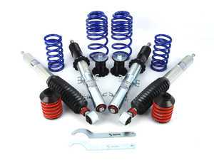 Volkswagen Golf IV 1 8T Coilovers - Page 1 - ECS Tuning