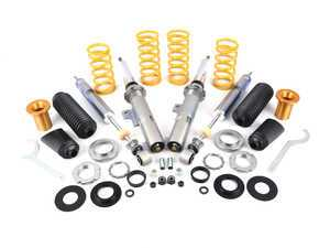 ES#3523595 - VWSMI10 - Ohlins Road & Track DFV Coilover Kit - Features 30-Level dampening adjustment and DFV technology - Ohlins - Audi Volkswagen