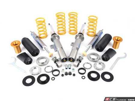 ES#4027422 - VWSMT10-AWD - Ohlins Road & Track DFV Coilover Kit - Features 30-Level dampening adjustment and DFV technology - Ohlins - Audi Volkswagen
