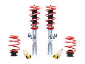 """ES#2730837 - 28849-5 - Street Performance Coil Overs - Lowering Front: 1.0"""" - 1.8"""", Rear: 1.4"""" - 2.2"""" - H&R - Mercedes Benz"""