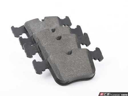 ES#3561835 - 34111160296 - Brake Pad Set - Equivalent to OE - ATE - BMW