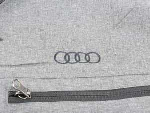 ES#3439980 - ACM2329CHASM - Adventure Packable Jacket - Small - Gray. Audi rings heat sealed. - Genuine Volkswagen Audi - Audi
