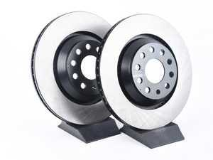 ES#3234581 - 125.33113KT - Rear Brake Rotors - Pair (310x22) - Premium, high carbon rotors with Cryo treatment - StopTech - Audi Volkswagen