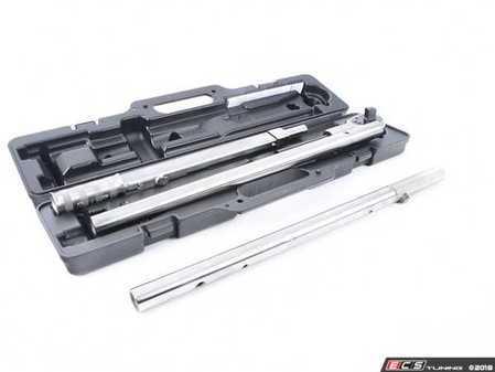 ES#3522128 - PREC4D600F36H - 3/4 Drive Torque Wrench And Breaker Bar Combo Pack - Precision Instruments - Audi BMW Volkswagen Mercedes Benz MINI Porsche