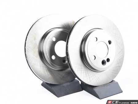 "ES#2961422 - RK1487 - Front Brake Rotors EBC Plain Ultimax - Pair 11.02"" (280x22) - Restore your stopping power in your MINI - EBC - MINI"