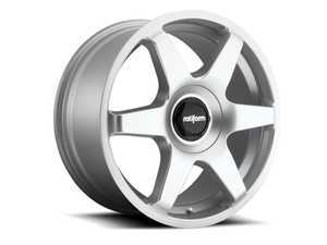 "ES#3570168 - r114198514KT3 - 19"" SIX - Set Of Four - 19""x8.5"", ET45, 5x112/5x100 - Gloss Silver - Rotiform - Audi Volkswagen"