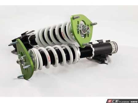 ES#3570065 - 441BM-05 - E46 M3 441 Coilover kit 8k/9k - A monotube design with a solid feature set, perfect for daily drivers and track day warriors! - FEAL - BMW