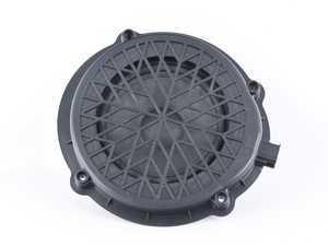ES#1507518 - 99764555100 - Interior Speaker - Woofer - For base stereo only - Genuine Porsche - Porsche