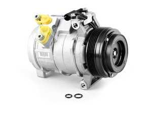 ES#2695371 - 64528377067 - A/C Compressor - New, not remanufactured - Denso - BMW