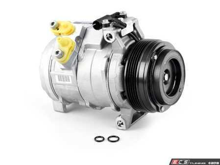 ES#2695371 - 64528377067 - A/C Compressor - New, not remanufactured - Denso - BMW