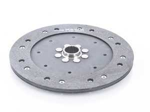 ES#3221371 - 881864999998 - Sachs Performance Clutch Disc - Full-Face Organic - Full-face rigid clutch disc with organic facings - For higher torque and horsepower applications - SACHS Performance - Audi
