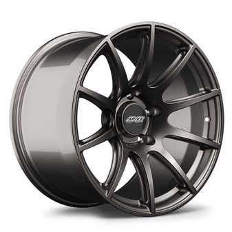 "ES#3570498 - 12ET455130716AN - 18x12"" ET45 Offset Anthracite APEX SM-10 Porsche Wheel - Profile 3; deep concavity - APEX Wheels - Porsche"