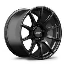"ES#3570492 - 10ET365130716SMB - 18x10"" ET36 Satin Black APEX SM-10 Porsche Wheel - Profile 2; medium concavity - APEX Wheels - Porsche"