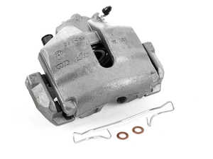 ES#3161678 - l2974KT - Front Brake Calipers - Pair - Non-powdercoated calipers for OE replacement - Power Stop - Volkswagen