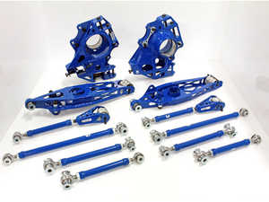 ES#3570393 - WF901M - Rear Suspension Kit - A proper track rear end setup for your E9X M3. - Wisefab - BMW