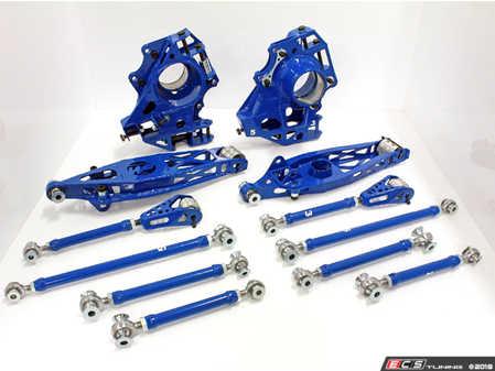 ES#3570393 - WF901M - Rear Suspension Kit - A proper track rear end setup for your E9X M3. - Wisefab - BMW