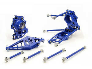 ES#3570348 - WF221 - Rear Suspension Kit - A proper track rear end setup for your F22. - Wisefab - BMW