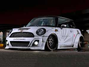 ES#3570741 - LBWR56002CFRP - Lbnation MINI Cooper Complete Body Kit - CFRP - Full body kit hand created for your MINI Cooper - Liberty Walk - MINI