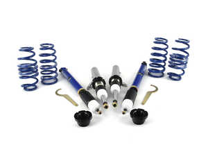 ES#3010361 - S1VW013 - Solo-Werks S1 Coilovers - Set your vehicle low and tight for optimal performance - Solo-Werks - Volkswagen