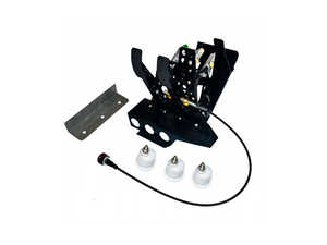 ES#3569639 - OBPBLE462 - OBP Track Pro 3-Pedal Box - The ultimate pedal option for a dedicated track car. - OBP - BMW