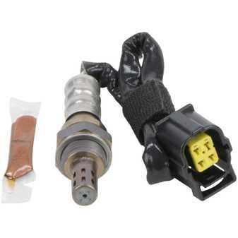 ES#2812831 - 0065422018 - Oxygen Sensor - Priced Each - Located behind the catalytic converter - Bosch - Mercedes Benz
