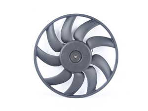 ES#3438632 - 8K0959455M - Electric Cooling Fan - Right - 200Watt 350mm fan that sits behind the radiator - Nissens - Audi