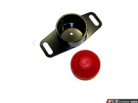 ES#3575755 - 034-509-2003 - Performance Snub Mount With Bracket  - Greatly reduces engine movement under throttle transition w/o increasing noise and harshness - 034Motorsport - Audi